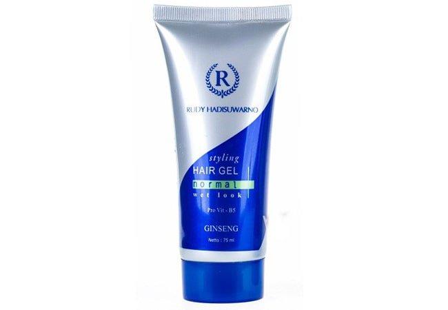 Rudy Hadisuwarno Cosmetics Styling Hair Gel Normal