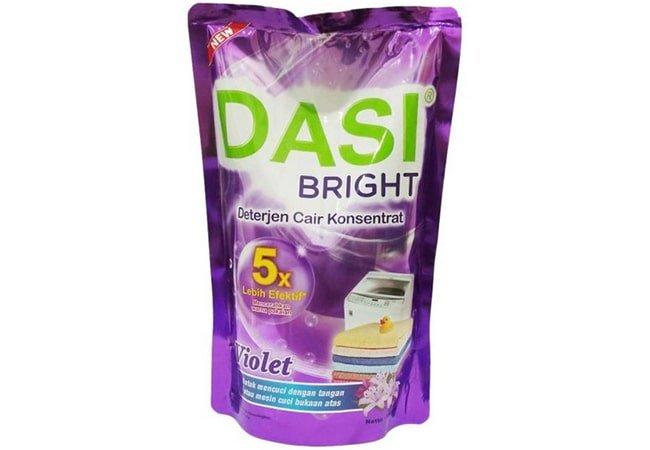 Dasi Bright Detergen Cair Konsentrat Pembersih Pakaian, deterjen cair terbaik