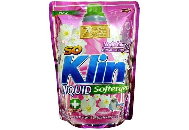 SO KLIN Sofergent Detergent Cair