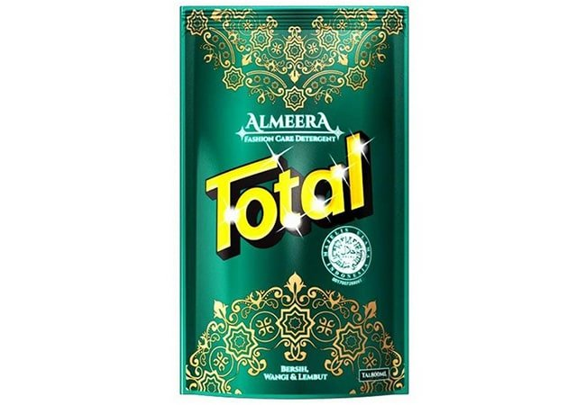 Total Almeera Liquid Detergent