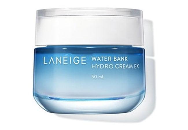 Laneige Water Bank Gel Cream EX, pelembab untuk kulit berminyak