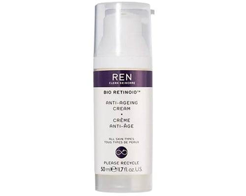 REN Bio Retinoid Anti-Ageing Cream, Cream Penghilang Flek Hitam Usia 40