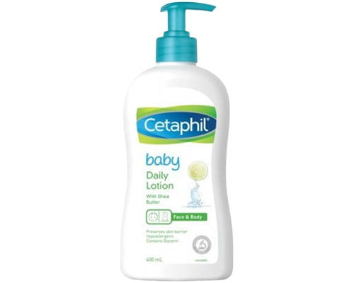 Cetaphil Baby Daily Lotion Shea Butter