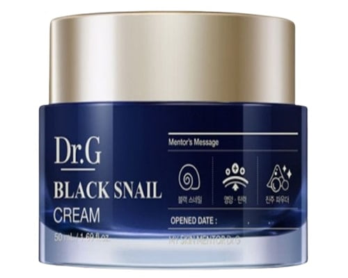 Dr.G Black Snail Cream