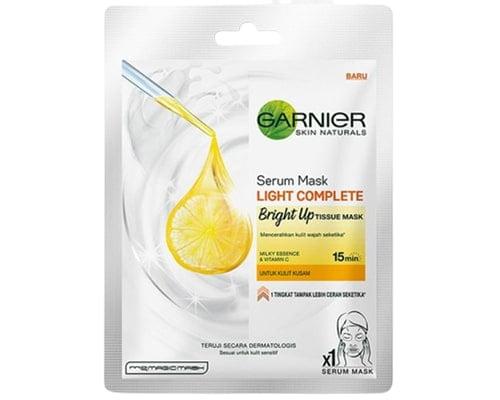 Garnier Serum Mask Light Complete Bright Up