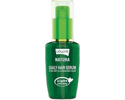 Lolane Natuna Daily Hair Serum Dry & Damaged