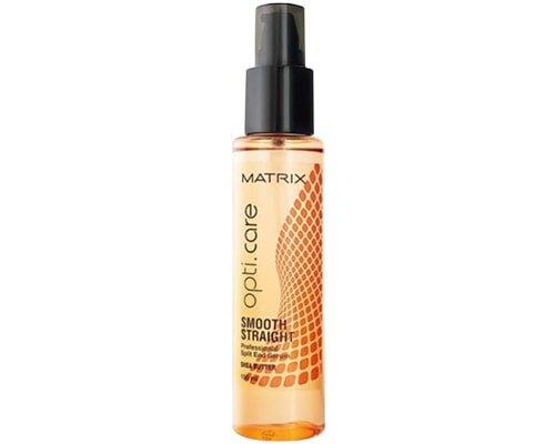 Matrix Opti Care Smooth Straight Serum, Serum Rambut Yang Bagus Untuk Rambut Kering