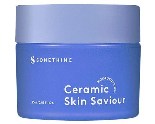 Somethinc Ceramic Skin Saviour Moisturizer Gel, Moisturizer Untuk Kulit Kombinasi