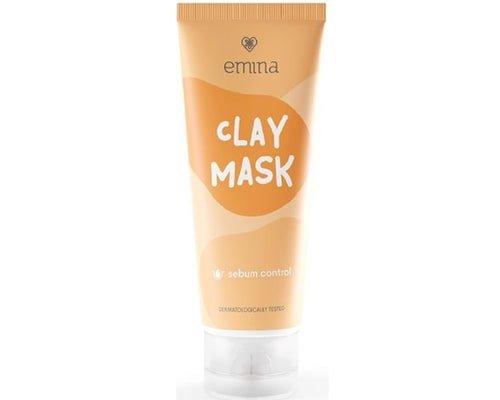 Emina Clay Mask Sebum Control, Skin Care Emina Untuk Kulit Berminyak