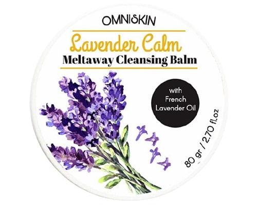 Omniskin Lavender Calm Meltaways Cleansing Balm