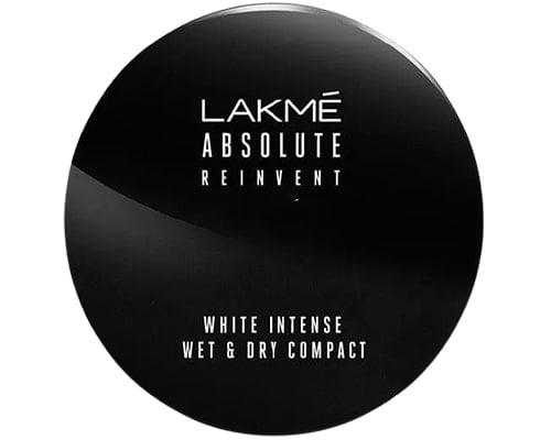 Lakme Absolute White Intense Wet & Dry Compact, Bedak Padat Yg Bagus Untuk Kulit Kering