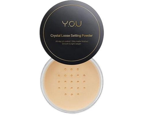 Y.O.U Crystal Loose Setting Powder